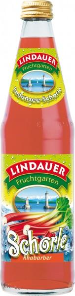 Lindauer Rhabarber Schorle 10 x 0,5 Liter