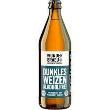 Wunderbräu Alkholfreies Weissbier Dunkel 20x0,5