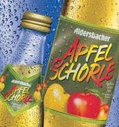 Aldersbacher Apfelschorle 20 x 0,5 Liter