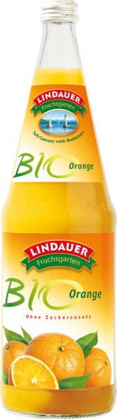 Lindauer Bio Orange 6 x 1,0 Liter Glas