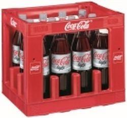 Coca Cola Light 12 x 1,0 Liter PET-Flasche