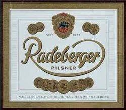 Radeberger Pilsner 20 x 0,5 Liter